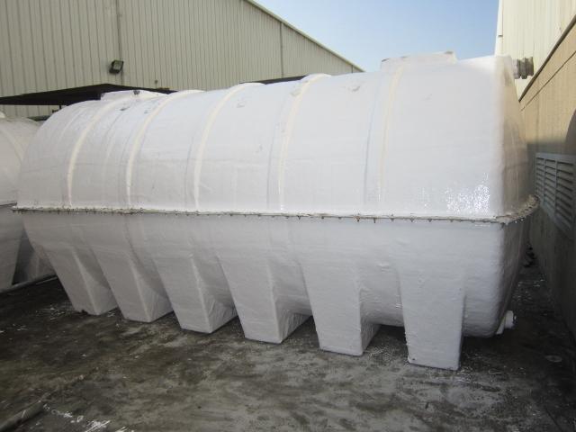 Water Tank Repairing & GRP Lining Works, Tank Damage Rectification